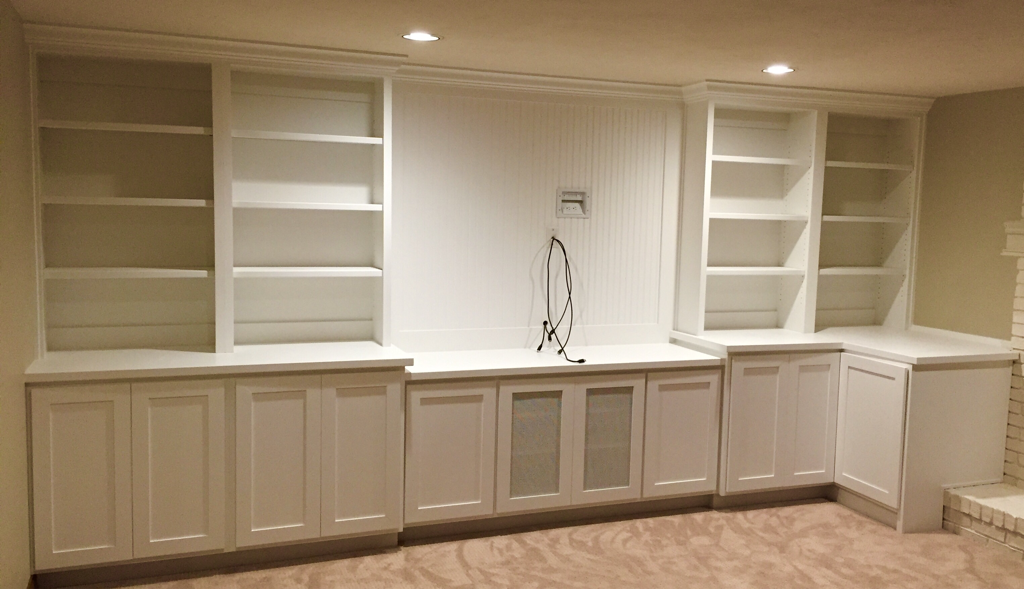 CUSTOM BUILT INS Carpentry Plus